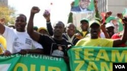 Zanu PF youth are expected to stage a million man march in May.