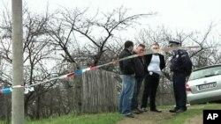 Uviđaj masakra u selu Velika Ivanča