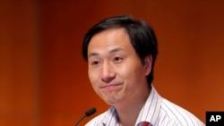 တရုတ္သုေတသီ ေဒါက္တာ He Jiankui