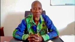"""13 Dez 2019 Angola Fala Só: Arão Tempo """"O sacrifício é o caminho da liberdade"""""""