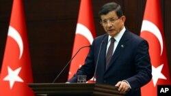 Turkiya Bosh vaziri Ahmat Dovuto'g'li