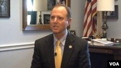 Adam Schiff, presidente de la Comisión de Inteligencia de la Cámara de Representantes de EE.UU.