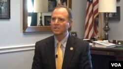 Адам Шифф, голова Комітету Палати представників США з розвідки