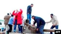 Լիբիայի պաշտոնյաներն այլևս չեն սատարում Քադաֆիին