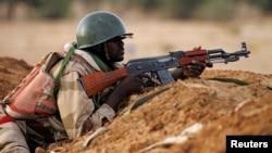 Los elementos norteamericanos están en Níger para proporcionar capacitación y ayuda en materia de seguridad a las fuerzas armadas nigerinas.