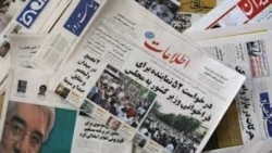Crackdown On Media Freedom In Iran