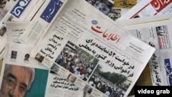 Crackdown On Media Freedom In Iran