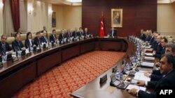 کابینه ترکیه