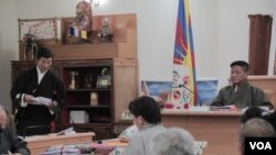 5th Tibetan Parliament session