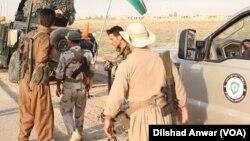 نیروهای پیشمرگه کردستان عراق