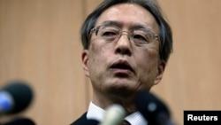 日本负责亚洲事务的高级外交官伊原纯一