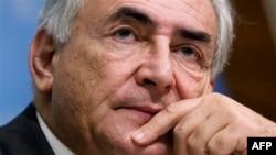 Cựu giám đốc Quỹ Tiền tệ Quốc tế Dominique Strauss-Kahn