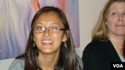丹增卓噶 全美自由西藏學生聯合會會長
