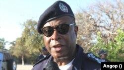 Comandante geral da policia Paulo de Almeida