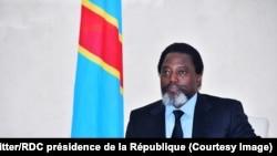 Perezida Joseph Kabila wa Republika iharanira demokarasi ya Kongo.
