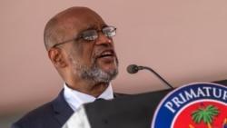 PM Haiti Ariel Henry menyatakan keadaan darurat 1 bulan pasca gempa (foto: dok).