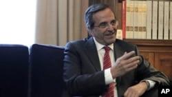 PM Antonis Samaras mengatakan, Yunani telah melakukan semua tuntutan para kreditor bagi pengucuran dana talangan (foto: dok).
