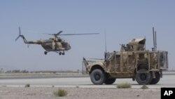 وزارت داخلۀ افغانستان گفته است که والی نام نهاد طالبان در کندهار و معاون وی در عملیات ویژۀ اردو و پولیس افغان کشته شد.