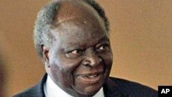 Rais Mwai Kibaki wa Kenya