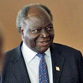 President of Kenya Mwai Kibaki (File)