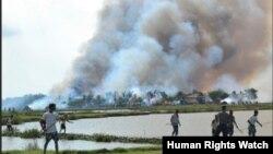 ျမန္မာ့ဒီမိုကေရစီ အသြင္ကူးေျပာင္းေရး ယုတ္ေလ်ာ့ဟု HRW ထုတ္ျပန္