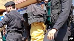 8名恐怖組織嫌疑人 西班牙被逮捕