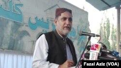 سردار اختر مېنګل د پاکستان د ځايي مطبوعاتو نه هم ګیله وکړه چې د بلوچستان په حالاتو يې سترګې پټې کړي دي .