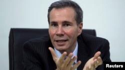 Ölü bulunan Arjantinli savcı Alberto Nisman