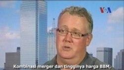 Merger Dua Maskapai AS Bisa Picu Naiknya Harga Tiket - Laporan VOA 25 April 2012