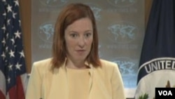 美國國務院發言人莎琪
