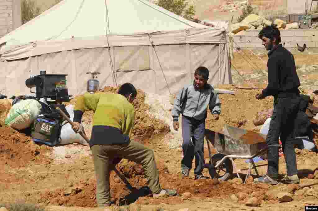 دنیا بھر میں سب سے زیادہ فی کس پناہ گزین لبنان میں موجود ہیں۔