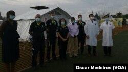 Equipa médica, São Tomé e Príncipe