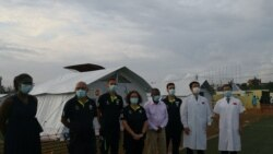 COVID-19: Hospital de campanha recebe primeiros pacientes