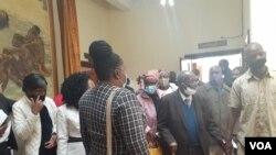 Emngcwabeni kaAlderman Amen Mpofu