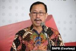 Ketua Komnas Hak Asasi Manusia (HAM), Ahmad Taufan Damanik. (Foto: Courtesy/BNPB)