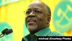 John Pombe Magufuli dipastikan memenangkan pemilihan presiden di Tanzania.