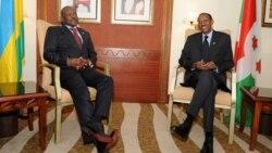 Kigali ouvert au médiateur et au facilitateur dans les conflits avec Bujumbura