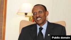 Le président Paul Kagame, Kigali, 5 avril 2011.