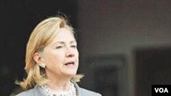Sekretè Deta Ameriken an Hillary Rodham Clinton