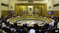 Liga Arab melakukan pertemuan khusus di Kairo, Mesir mengenai situasi di Gaza hari Senin (11/8).