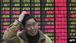 کاهش رشد اقتصادی در اروپا و چين