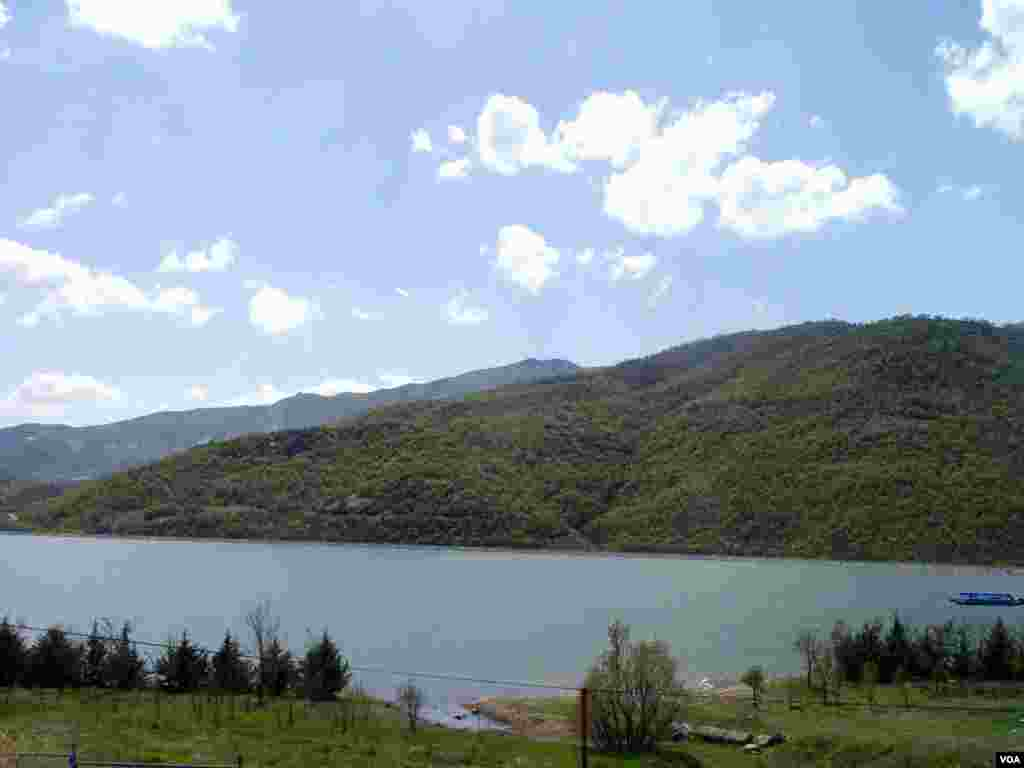 کوه جنگلی بانه عکس: آرمان(ارسالی شما)