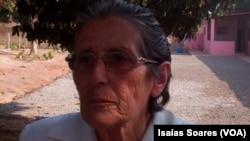 Irmã Dolores Babarro, Dolores Babarro do Lar Feminino Nossa Senhora das Mercês, Malanje