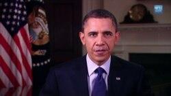 اوباما: زنان از نظر حقوق و دستمزد از مردان عقب افتاده اند