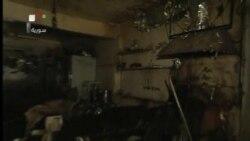 2012-05-22 粵語新聞: 敘利亞首都炸彈爆炸五人喪生