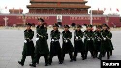 Nhân quyền lâu nay là đề tài gây căng thẳng giữa hai nền kinh tế lớn nhất thế giới Mỹ-Trung, đặc biệt kể từ sau năm 1989.