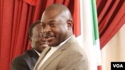 Burundi - EAC