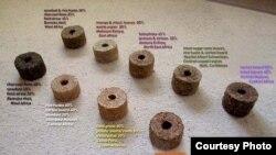 Briquettes (courtesy: Legacy Foundation)