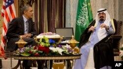 عبدالله بن عبدالعزیز شاه فقید سعودی روابط نزدیکی با ایالات متحده امریکا داشت