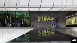 FIFA Provisionally Suspends 2 For Alleged Vote Selling